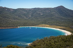 酒杯灣Wineglass Bay (3)