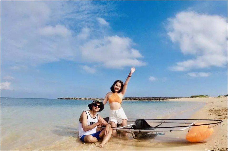 陽光沙灘俱樂部 獨木舟1.jpg