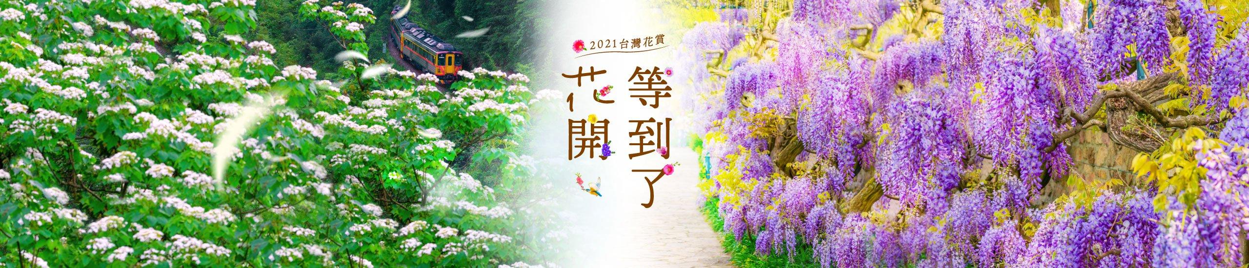 2021台灣花賞